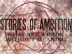 Image for Stories Of Ambition