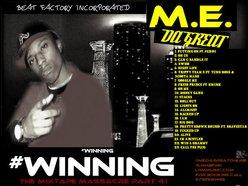 Image for M.E. DA GREAT