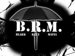 Royal Flush Member of Blakk Rayn Mafia AKA B.R.M.