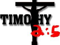 Tim Dunn Jr./ Timothy2:5