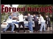 Image for Forged Heroes