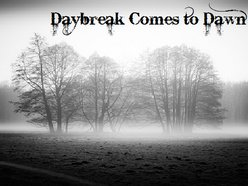 Image for Daybreak Comes To Dawn