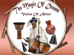 Image for The Voices Of Africa Choral & Percussion Ensemble