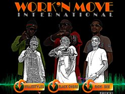 Work & Move (International)