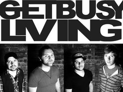 Image for Get Busy Living