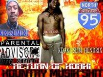 (Return Of KDAKI)  KDaki Slim Hendrix -  KMS DJ Ben Frank