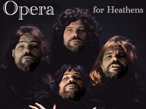 """Kevin Armstrong's """"Opera for Heathens"""""""