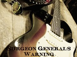 Image for Surgeon General's Warning