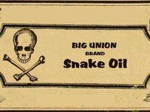 Big Union Snake Oil