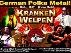 Image for Kranken Welpen