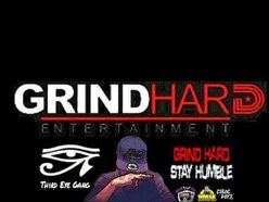 Image for MARCUS PASCHELLE (A.K.A) ITS JUST (GEES) GRIND HARD ENT