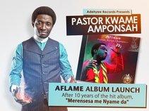 Pastor Kwame Amponsah