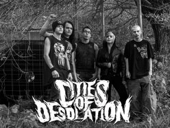 Image for Cities of Desolation