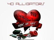 40 Alligators