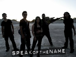 Image for Speak of the Name