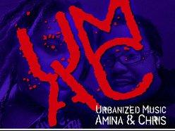 Image for Urbanized Music, Amina and Chris
