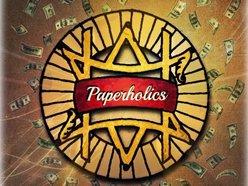 """THE PAPERHOLICS"""