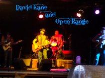 David Kane & Open Range
