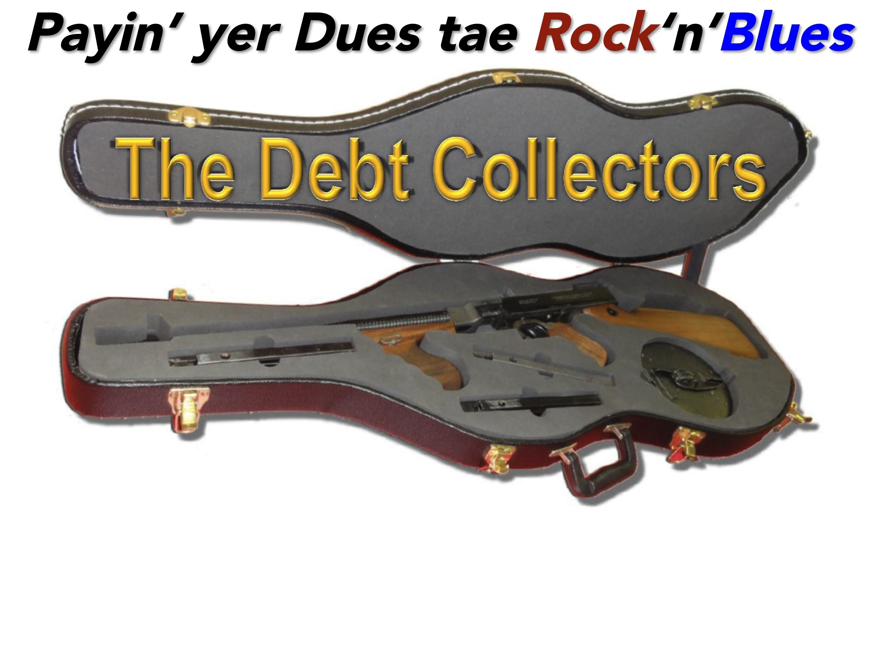 Image for The Debt Collectors