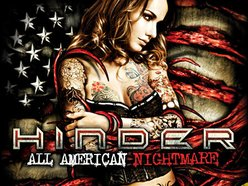 Image for Hinder