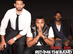 Image for Red Ink The Band