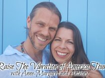 Raise The Vibration Tour of America with Anne-Margaret and Anthony