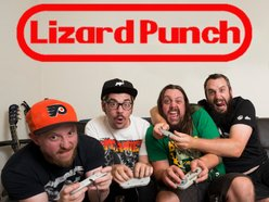 Image for Lizard Punch