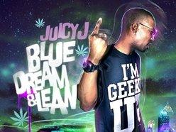 Image for Juicy J - Blue Dream & Lean
