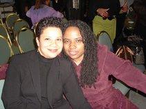 Cheryl and JaVonne