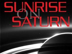 Sunrise on Saturn