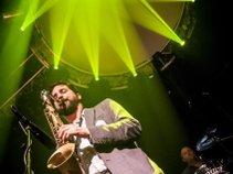 Gary Paulo, saxophone/guitar