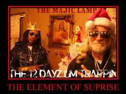 The Majic Lamp