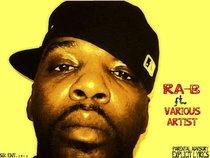 RA-B ft.VARIOUS ARTISTS