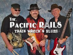 Image for The Pacific Rails - Train Wreck'n Blues