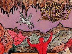 Image for raw energy/steve allen