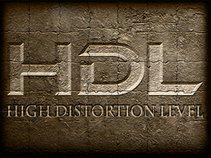 High Distortion Level Recording Studio