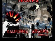 "Innocence Lost Records Comp Vol. 2 ""California Attacks"""