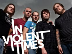 Image for In Violent Times