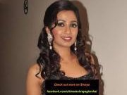 Shreya Ghoshal and Sonu Nigam