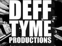Deff Tyme Productions/Ben Jones Music