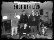 Face Red Lion