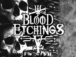 Image for BLOOD ETCHINGS