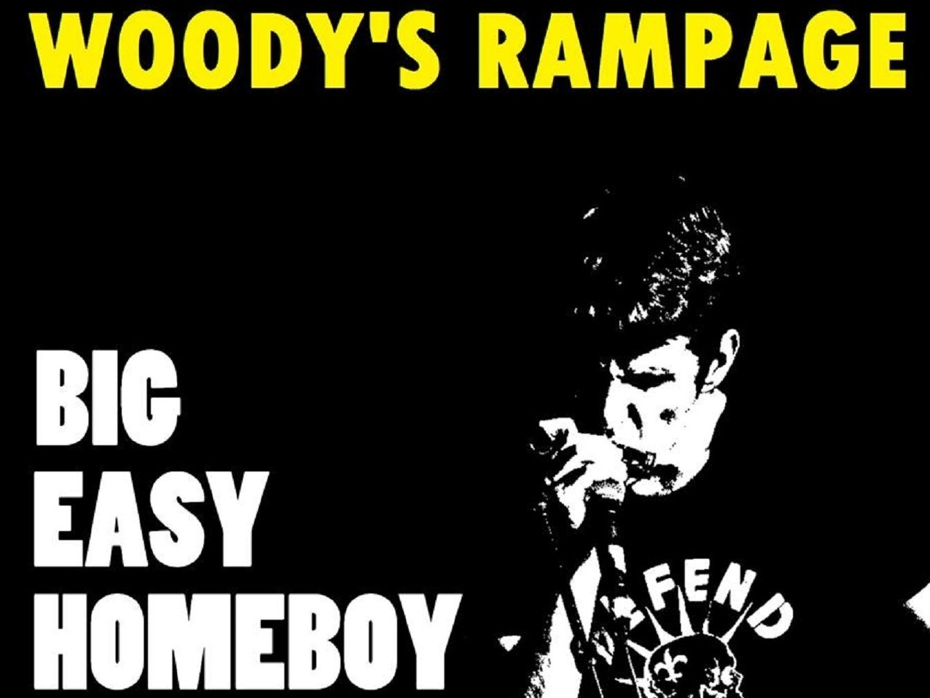 Image for Woody's Rampage