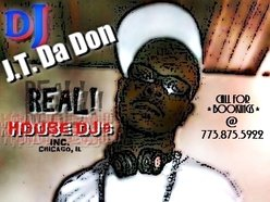 Image for DJ JT Da Don