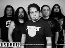 Disorder metal