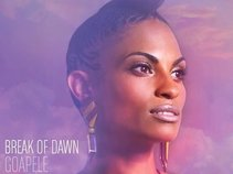 Goapele - Break Of Dawn Album