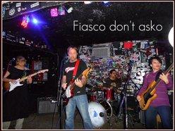 Image for Fiasco don't asko