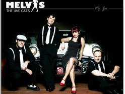 Image for Melvis and The Jive Cats
