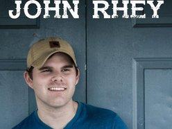 Image for John Rhey