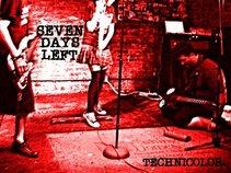 Seven Days Left